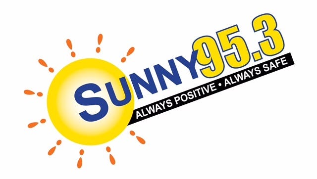 Sunny 95.3 features contemporary Christian music as well as local programming.