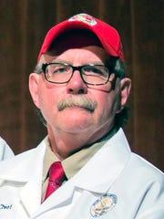 Stan Dietsche, of Oshkosh Cheese Sales & Storage, was