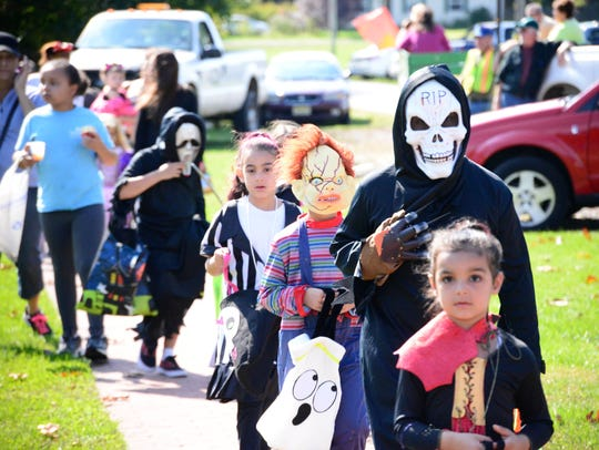 The 11th annual Halloween Fun Day will be held from