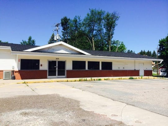 An old Kwik Trip at 1500 Grand Ave., shown here on