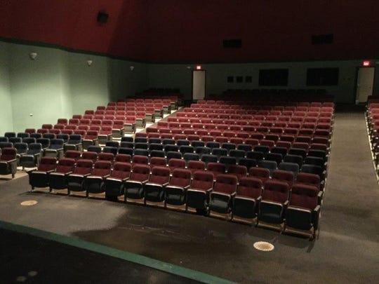 Moorpark High School's performing arts center.