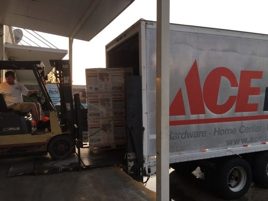 Sunshine Ace hardware stores in Southwest Florida except