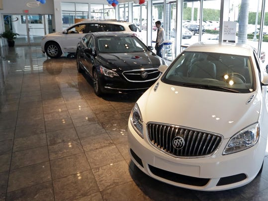 file -- car dealership
