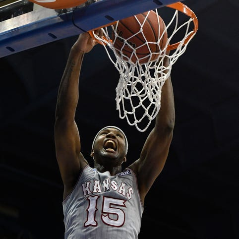 Kansas clinches at least a share of 13th Big 12 title in a row