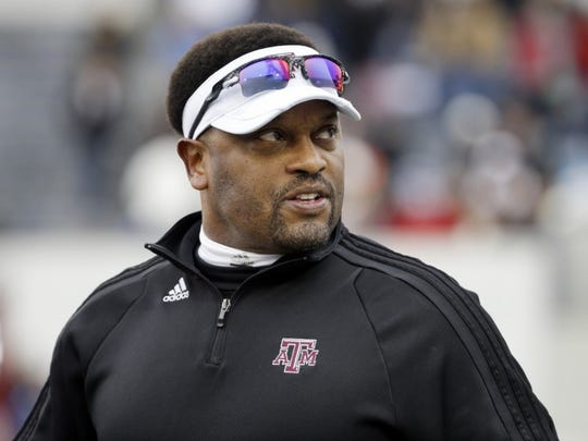 Texas A&M coach Kevin Sumlin has two weeks to prepare
