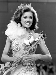 Williams was crowned Miss America 1984, but resigned