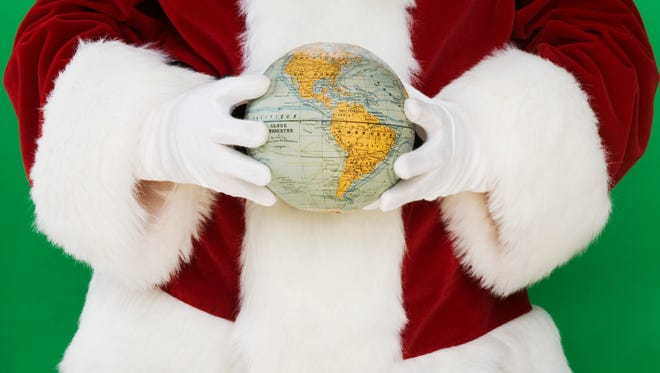 Santa is a global brand, and he's got high market penetration with children. What more could a venture capitalist want?