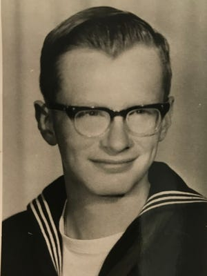 Charles Ayling, Staunton serviceman captured by North Korea in the USS Pueblo incident.