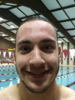 Matt Brehm, Richmond High School Swimming