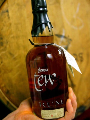 Thomas Tew Rum, named for a Rhode Island pirate, is the new official rum of the New York Mets.