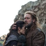 """Jennifer Connelly and Russell Crowe star in """"Noah."""""""