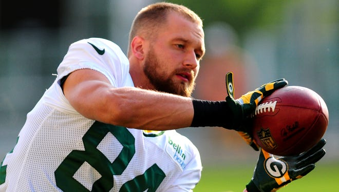 Green Bay Packers wide receiver Jared Abbrederis will appear on Monday's Clubhouse Live with John Kuhn in Appleton.
