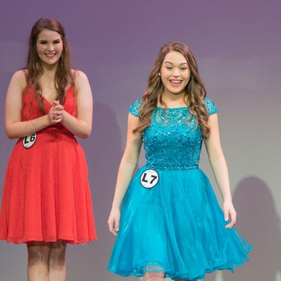 GALLERY | Forrest and Lamar Distinguished Young Women Programs