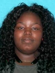 Police are still looking for Shawnta Sharee Anderson suspected to be involved in the shooting on Wednesday.