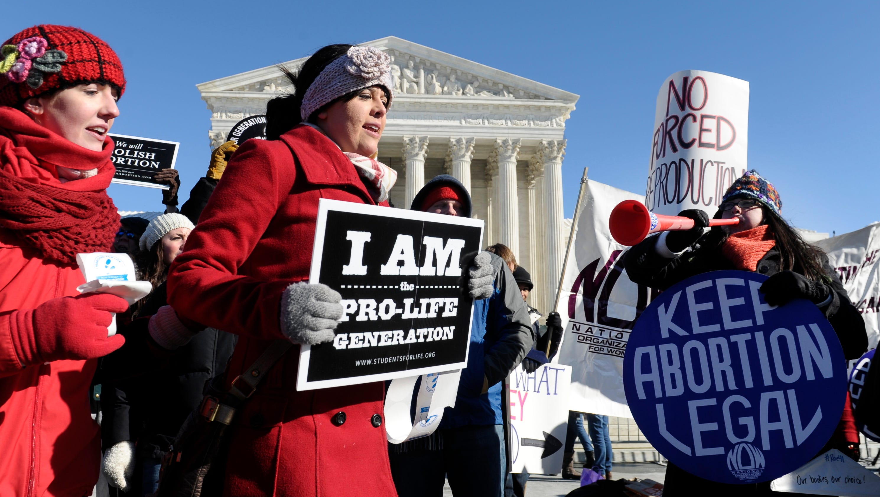 the say of women in the issue of abortion Public opinion on abortion though abortion is a divisive issue men and women express similar views on abortion 59% of women say it should be legal in.