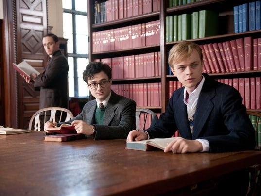Review: 'Kill Your Darlings'