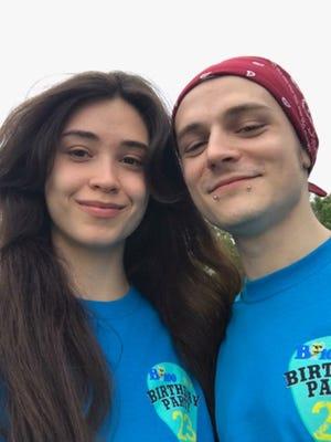 Heaven Henderson and her boyfriend, Jeremy Danowski, were last seenon Dec. 17, 2017.