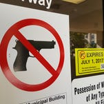 The protests against – and for – campus carry