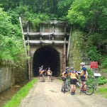 3 old railroad tunnels help make the Elroy-Sparta Trail one of the state's most popular