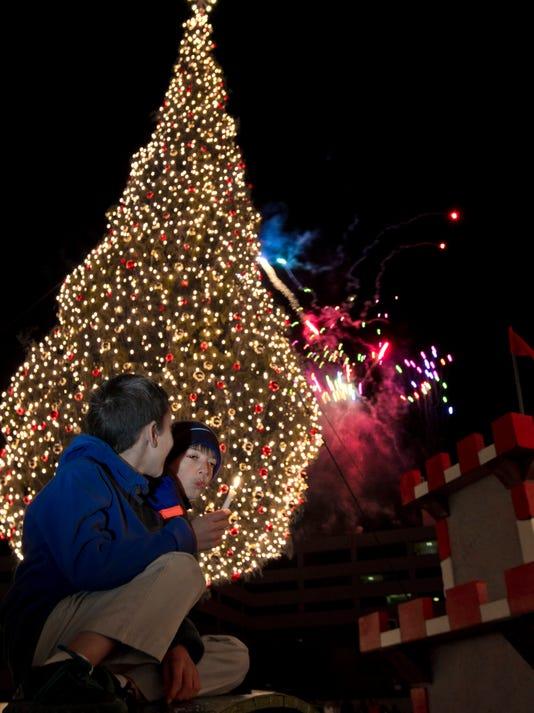 AP Mayor's Christmas Tree