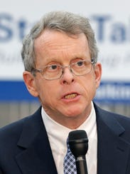 Ohio Attorney General Hospitalized