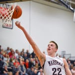 Boys Hoop: Big Marshall team among area squads looking for breakout seasons
