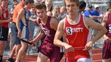 It was a busy day for Southern Fulton's Chase Varner.