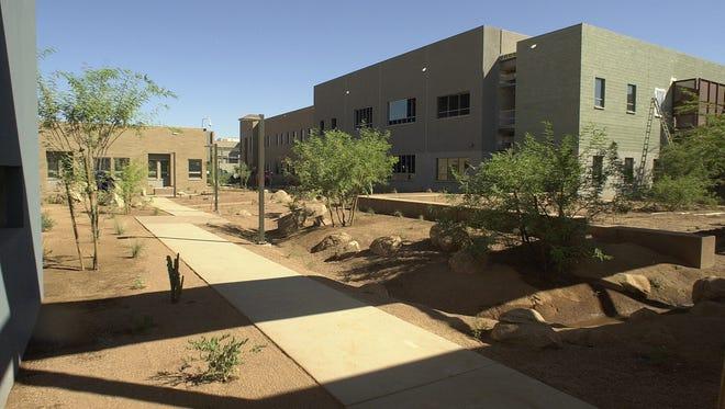 Arizona State Hospital.