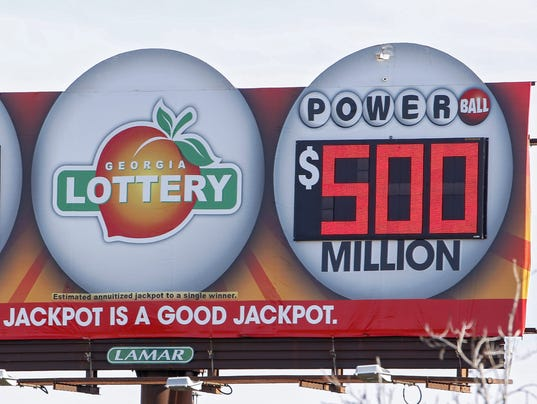 EPA USA POWERBALL LOTTERY LIF GAMING & LOTTERIES USA GA