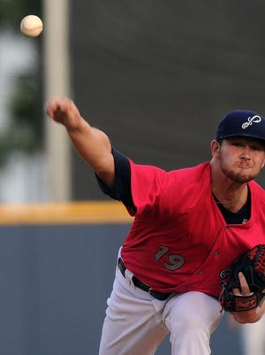 Reds pitching prospect Ben Lively was traded to Philadelphia on Wednesday.