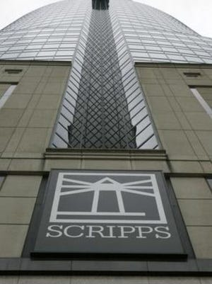 The headquarters of Downtown-based E.W. Scripps Company.