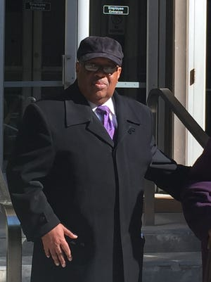 Charles Spain Elementary Principal Ronald Alexander, whose school received a $500,000 gift on the Ellen DeGeneres show in February, pleaded guilty to bribery in U.S. District Court on Tuesday.
