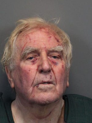 Daniel Pancake, 78, was sentenced to life in prison with possibility of parole after 20 years after his wife was found stabbed to death at his home in south Reno.