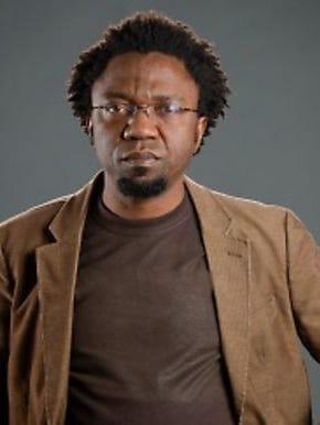 Professor Patrice Nganang.