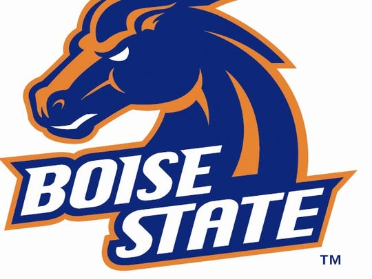 Logo for Boise (Idaho) State University.