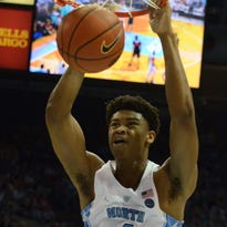 USA TODAY Sports bracketology: North Carolina takes over No. 1 seed