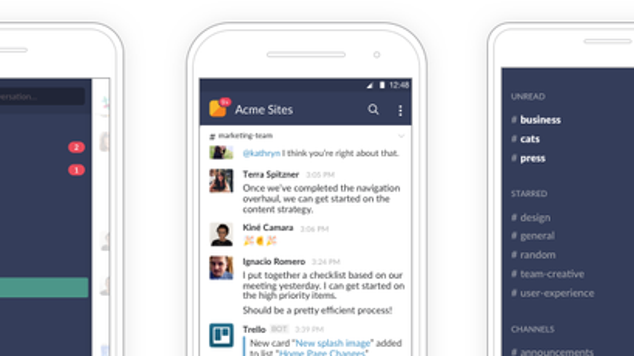 rssfeeds.usatoday.com Amazon is interested in buying Slack Technologies