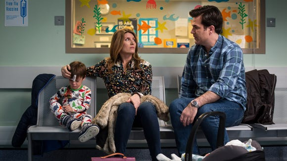Marriage and children have put a strain on Sharon (Sharon