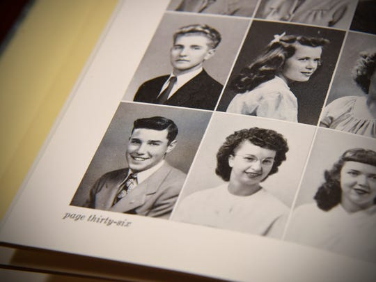 1947 Technical High School graduate Bob Obermiller