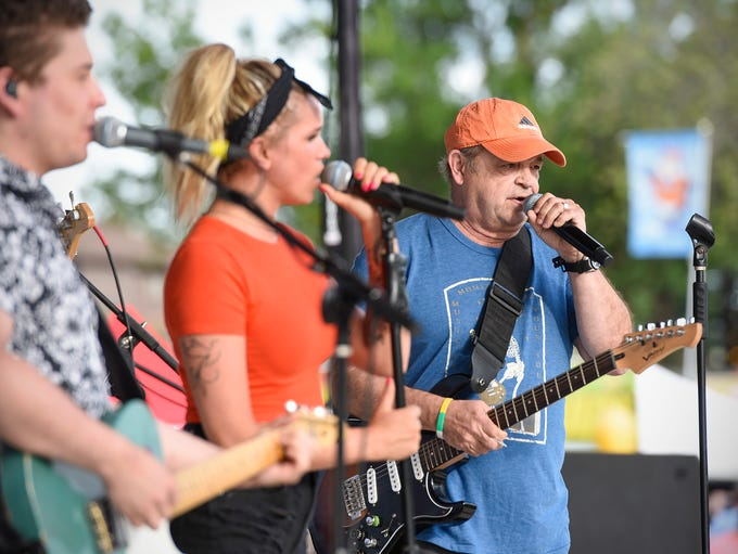 The Johnny Holm Band takes the stage Wednesday, June
