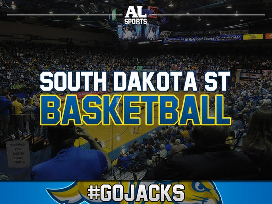 #GoJacks Basketball Tile