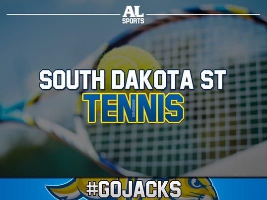 #GoJacks Tennis Tile