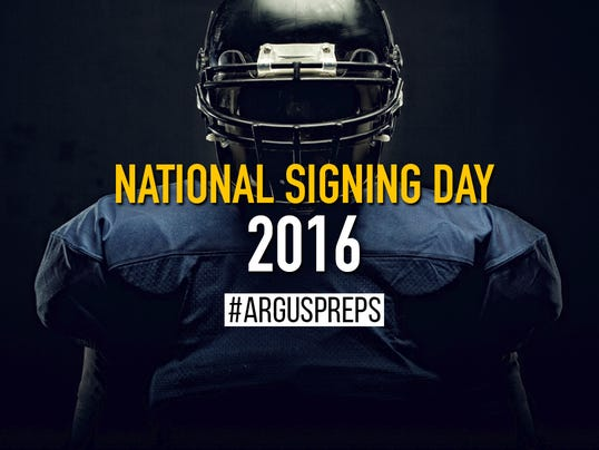 Signing Day List: All S.D. Colleges