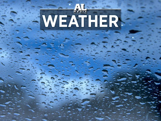 Wednesday Storms Bring Late Week Cool Down