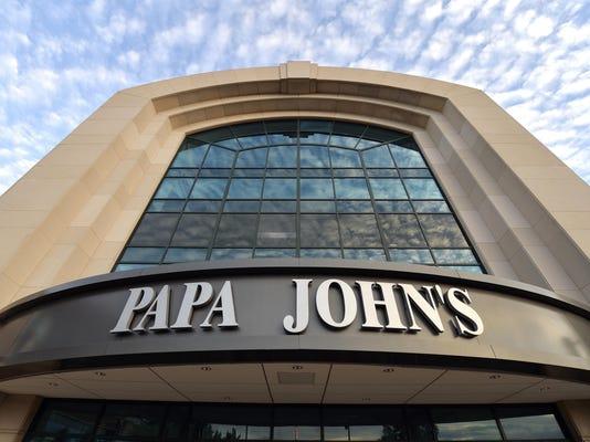 Earns Papa Johns New Ads