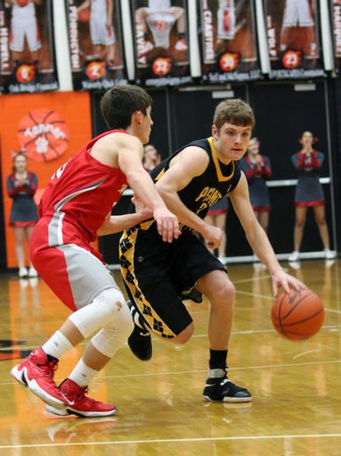 Paint valley 58 westfall 49 for West fall
