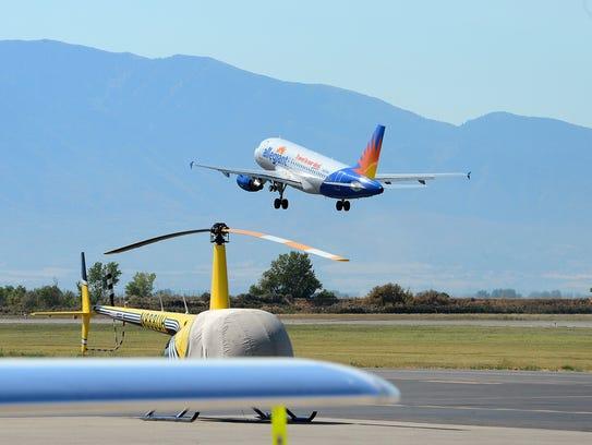 Small Airports In Northern Utah Get Busy As Travelers Seek