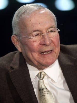 Oakland County Executive L. Brooks Patterson.