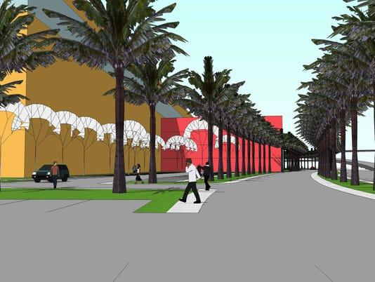 arena rendering 3
