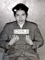 Seamstress and activist Rosa Parks became the catalyst